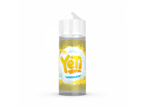 Yeti - Lemonade - 0mg/ml 100ml