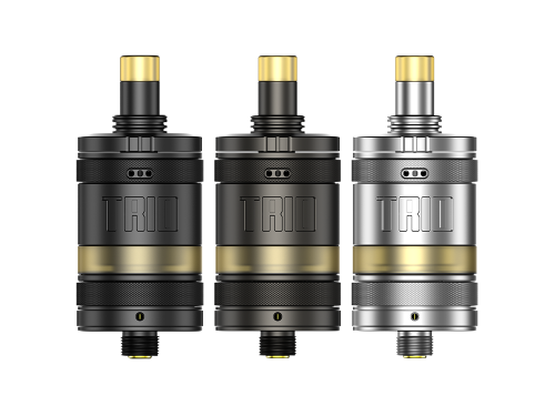 ZQ Trio RTA Clearomizer Set