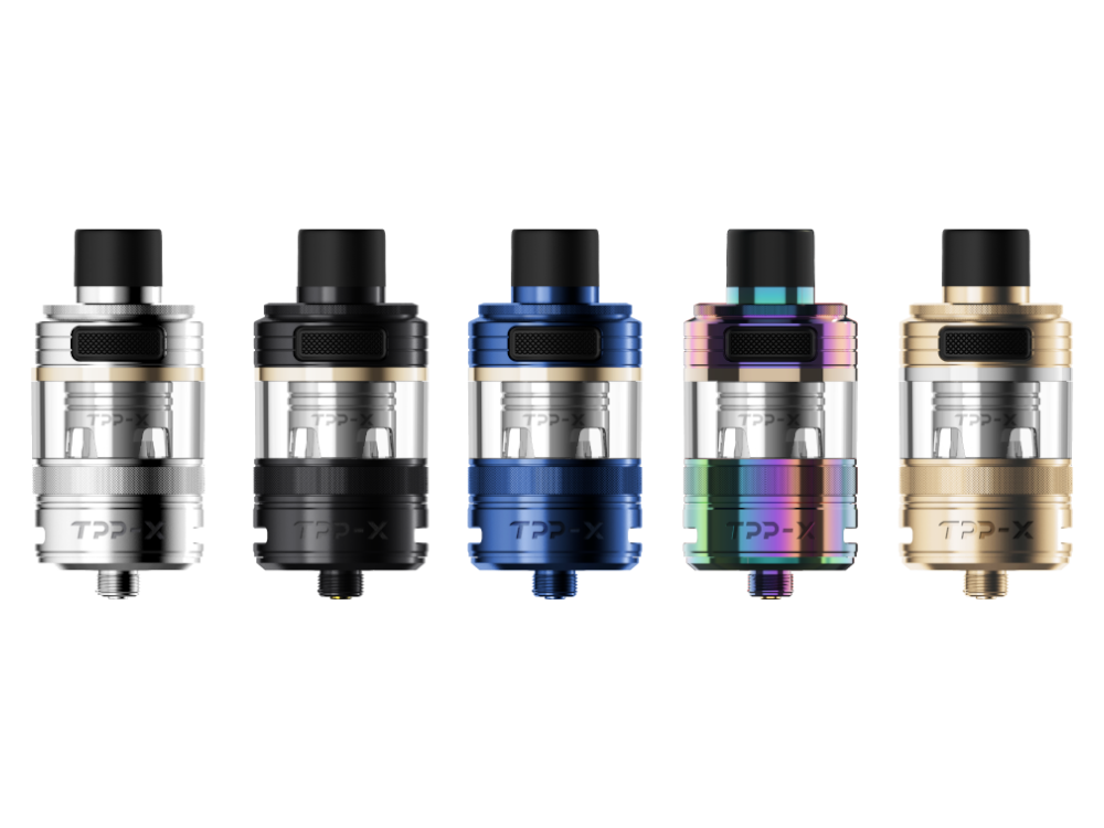 VooPoo TPP X Clearomizer Set