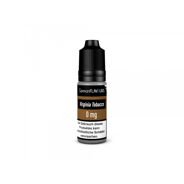 GermanFLAVOURS - Virginia Tobacco - E-Zigaretten Liquid