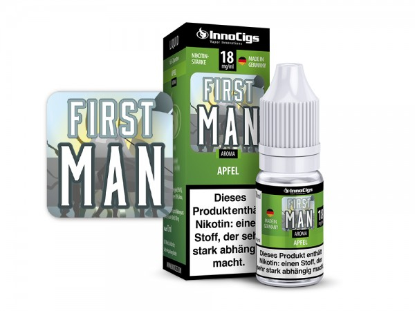 First Man Apfel Aroma -...