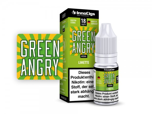 Green Angry Limetten Aroma...