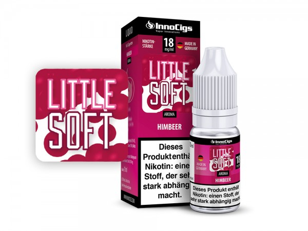 Little Soft Himbeer Aroma -...