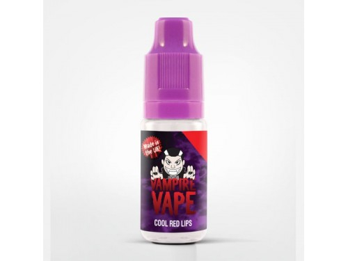 Vampire Vape Cool Red Lips...