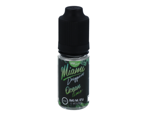 Miami Drippers - Ocean Lime...