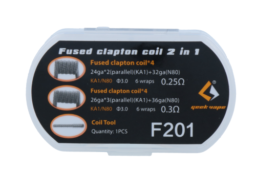 GeekVape Fused Clapton Coil...