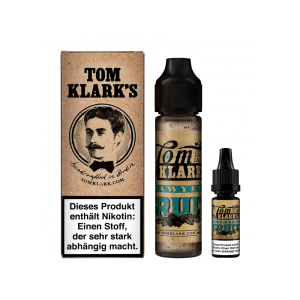 Tom Klarks - Frucht 50ml + 18mg/ml Shot 10ml