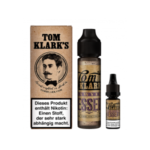 Tom Klarks - Dessert 50ml + 18mg/ml Shot 10ml