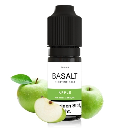 Apple NicSalt BASALT
