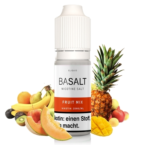 Fruit Mix NicSalt BASALT