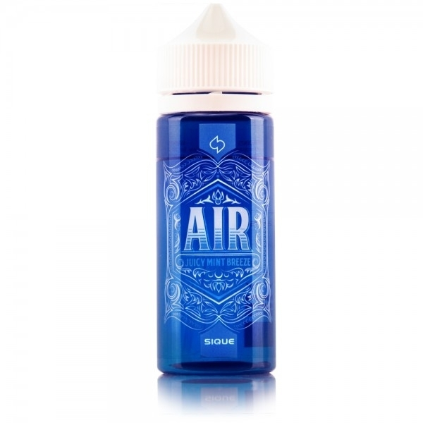 SIQUE Berlin AIR 100ml OVERDOSED ELiquid made in Germany